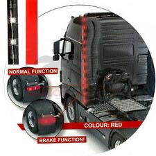 LED Leiste Lichtleiste 2,5m Rücklicht mit Bremsfunktion rot Bremslicht LKW 24V