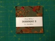 "DOMINIQUE II 5"" CHARM PACK - SENTIMENTAL STUDIOS FOR MODA - HTF"