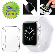 Apple Watch SERIE 2 Custodia 42mm-IWATCH 42mm ultra clear sottile custodia in plastica rigida