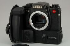 [Excellent+++] Leica R6 35mm SLR Film Camera Body & Leica Motor Drive from Japan
