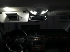 Mercedes W211 E-Klasse 22 LED SMD Innenraumbeleuchtung Set weiß Check canbus