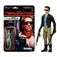 Funko ReAction The Terminator -T800 Leather Jacket 3 3/4 inch figure Unpunched