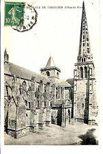CP 22 CÔTES D'ARMOR - Cathédrale de Tréguier