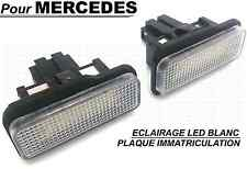 AMPOULE LED SMD PLAQUE IMMATRICULATION MERCEDES W203 T203 TOURING CLASSE C 04-07