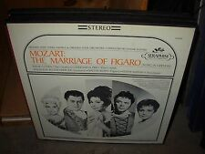 SUITNER / MOZART marriage of figaro ( classical ) 3lp box seraphim