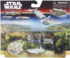 STAR WARS - MICRO MACHINES - GOLD SERIES - B6599 SPACE PURSUIT - NEW