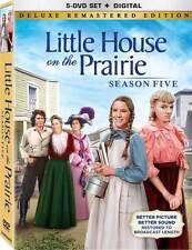 Little House on the Prairie - Season 5, 2015, 5-Disc DVD Set Remastered