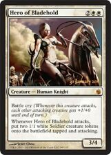 MTG 4X PROMO DCI FOIL HERO OF BLADEHOLD MINT