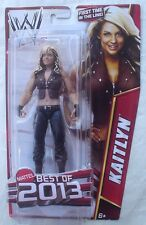 KAITLYN WWE Basic Series Best of 2013 DIVA Mattel First Time in the Line NEW