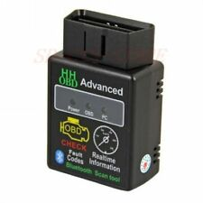 2015 HHOBD ELM327 Car OBD2 OBDII Bluetooth CAN Scanner for TORQUE ANDROID Auto