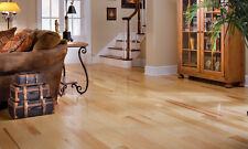 Hickory Natural Engineered Hardwood Flooring CLICK LOCK Floating Wood Floor