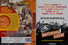 The Wrecking Crew. The Story of the Unsung Musicians. New Double DVD Set