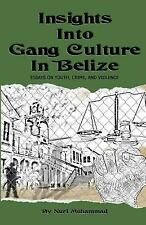 Insights into Gang Culture in Belize : Essays on Youth, Crime, and Violence...