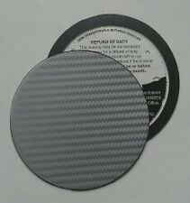 FitS honda toyota golf alfa romeo bentley magnetic tax disc holder carbon fibre