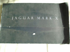 Jaguar Mark X brochure c1962