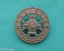 """Victorian """"Sherwood Foresters"""" HPC, QVC~100% Genuine British Army Military Badge"""