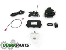 2015 DODGE CHARGER REMOTE START KIT WITH 2 KEY FOBS OEM NEW MOPAR GENUINE