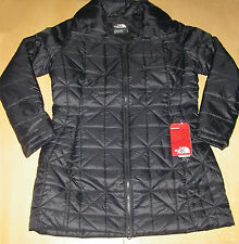 NWT The North Face Insulated Arlayne Jacket Black Womens Sz L