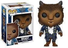 Pop!: Disney Beauty & The Beast : Beast #243 Vinyl Figure by Funko