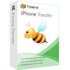 iPhone Transfer Tipard Windows dt.Vollversion 1 Jahr-Lizenz  ESD Download