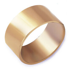 B1459 Vintage Designe Men's Band Ring Yellow Gold Filled Size 10#