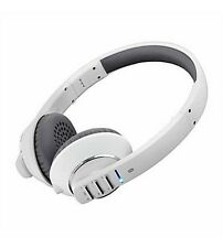 MEElectronics AF32 Runaway Wireless Headphones Classic White Bluetooth AIR-FI