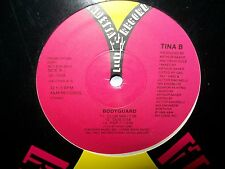 "Tina B-Bodyguard-12"" Single-Vendetta-Promo-VE 7004-Vinyl Record-NM"
