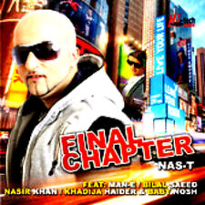 FINAL CHAPTER (NAS-T) - NEW ORIGINAL BHANGRA SONG CD - FREE UK POST