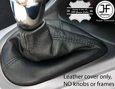 FITS FALCON EF-EL-AU XR6-XR8 TICKFORD GENUINE BLACK LEATHER TOP GRAIN GEAR BOOT