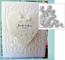 Memory Box dies - SNOWFLAKE CORNER single die 98238 Holidays Christmas Wedding