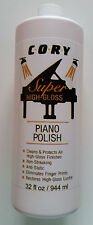 Cory Super High Gloss Piano Polish 32 oz refill size