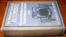 1910-15 1916 Modern Gas Automobile Ford T Cycles Electric Tractors Trucks Steam