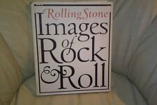 Rolling Stone Images of Rock and Roll hardcover book Like New!