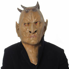 Evil Devil Mask For Halloween Fancy Party Overhead Latex Masks Cosutme Full Head
