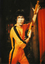 GQ1340 Kung fu master classical Bruce Lee Art Wall Silk Poster 24x36 inches
