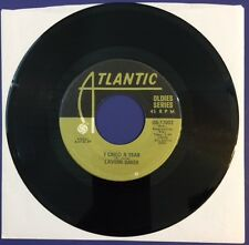 "Lavern Baker - I Cried A Tear / Saved - EXcellent Vinyl Single 7"" 45 RPM"