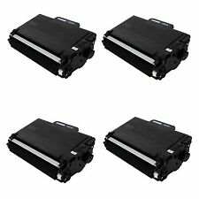 4 Pack Brother MFC-L6900DW MFC-L6800DW MFC-L6750DW MFC-L6700DW Black Toner TN850