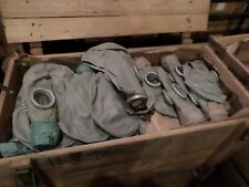 NEW CONDITION RUSSIAN GAS MASK AND FILTER- CHEAPEST PRICES ON WEB!