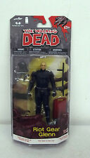 2013 McFarlane Toys The Walking Dead Series 2 Riot Gear Glenn Action Figure