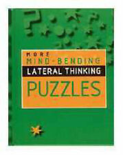 More Mind-bending Lateral Thinking Puzzles: v. 2, New Gift BNWOT