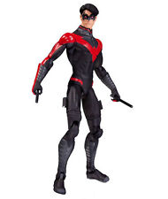 "DC Comics New 52 Universe NIGHTWING 6"" toy action figure,batman, justice"