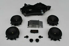 ORIGINALE Audi a3 s3 8p SPORT BACK Bose Soundsystem Amplificatore Amplifier 8p4035223