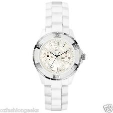 Guess Collection GC watch LADIES' SPORT CLASS XL-S GLAM CERAMIC X69001L1s BNIB