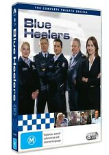 Blue Heelers Complete Twelfth Season 12 (8 DVD Box Set) Extremely Rare BRAND NEW