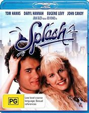 SPLASH (Tom Hanks, Daryl Hannah)   -  Blu Ray - Sealed Region B for UK