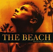 THe Beach Soundtrack CD NEW SEALED New Order/Leftfield/Moby/Underworld/Orbital+