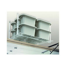 Ceiling Storage White Loft Tote Holiday Decorations Coolers Luggage Mount Hyloft