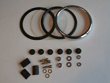 Smiths, Bezel Glass, Repair Kit, Magnetic, Speedo, Tach, Norton, Triumph, BSA