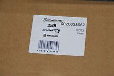 AWB GLOW-WORM 2000802024 PLATTENWÄRMETAUSCHER PLATENWISSELAAR 24 VR TM NEU