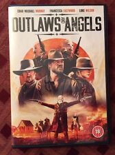 OUTLAWS AND ANGELS DVD Chad Michael Murray, Francesca Eastwood FREE POSTAGE!!